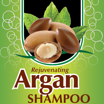 Rejuvenating Argan Shampoo