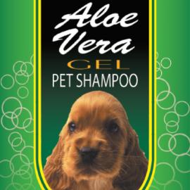 Aloe Vera Gel Dog Shampoo