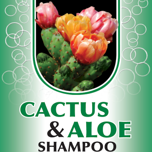 Cactus And Aloe Conditioning Shampoo