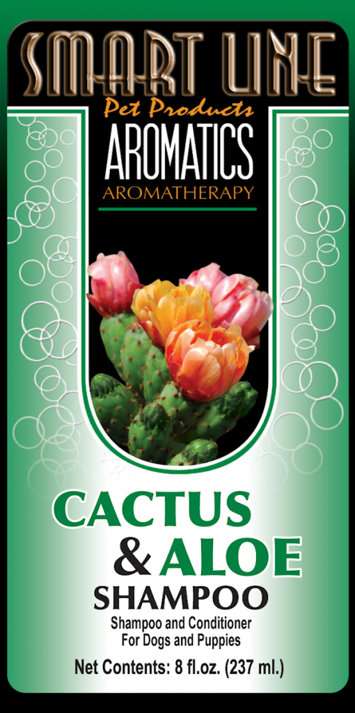 Cactus Aloe Conditioning Shampoo