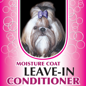 Moisture Coat Leave In Conditioner and Dry Skin Treatment