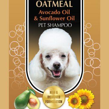 Oatmeal & Wheat Germ Oil Shampoo
