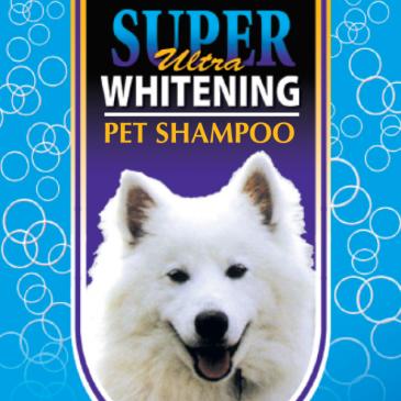 Super Ultra Whitening Shampoo