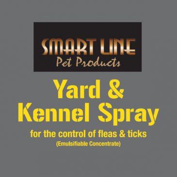 Yard and Kennel Spray